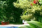 Adelaide Hills Tropical landscaping 17